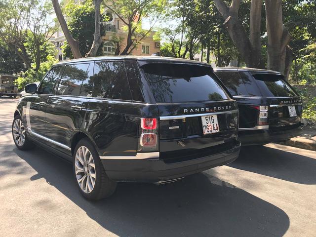 Chỉ sau Lamborghini Urus một ngày, Range Rover LWB Autobiography của Minh nhựa cũng chính thức có biển số - Ảnh 1.