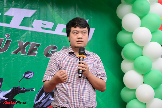 CEO Pega: Không đấu VinFast Klara, chúng tôi bóp chết xe xăng bằng 150km/sạc - Ảnh 3.