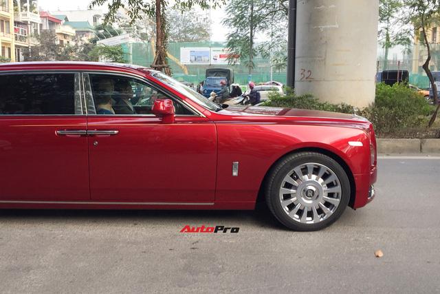 Rolls-Royce Phantom VIII đầu tiên về VN, đích thân Chủ tịch Đoàn Hiếu Minh giới thiệu - Ảnh 5.