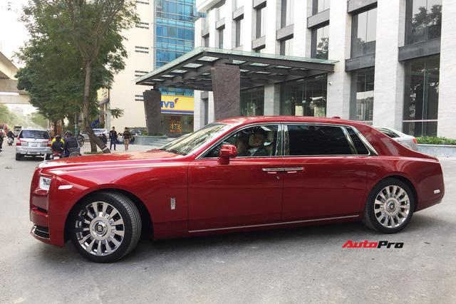 Rolls-Royce Phantom VIII đầu tiên về VN, đích thân Chủ tịch Đoàn Hiếu Minh giới thiệu - Ảnh 3.