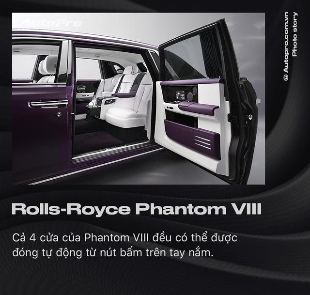 10 điều khác biệt của Rolls-Royce Phantom VIII vừa về Việt Nam - Ảnh 4.