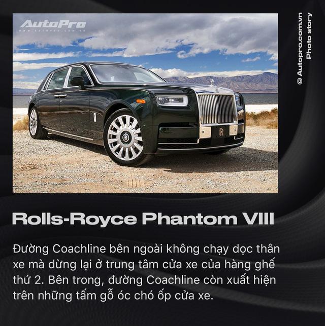 10 điều khác biệt của Rolls-Royce Phantom VIII vừa về Việt Nam - Ảnh 5.
