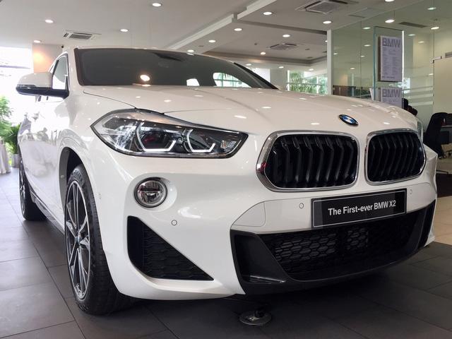 BMW X2 thêm phiên bản mới tại Việt Nam, giá dưới 2 tỷ đồng - Ảnh 1.