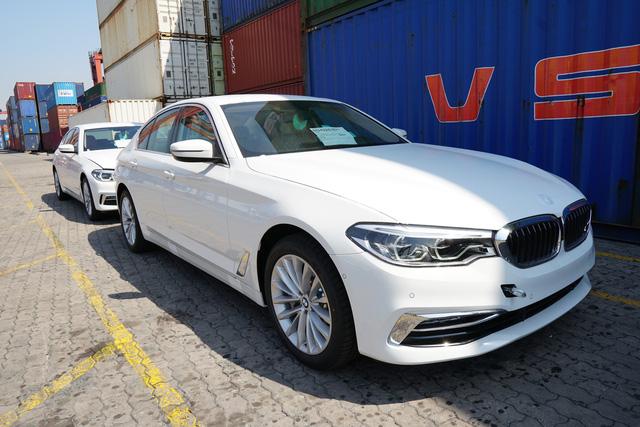 Lộ ảnh BMW 5-Series 2019 đầu tiên Việt Nam - Ảnh 6.
