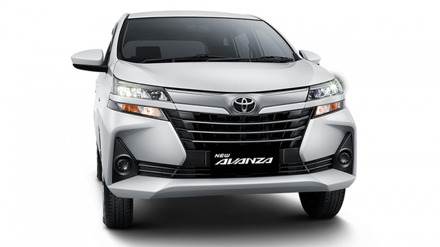 Toyota Avanza 2019 ra mắt với ngoại hình ngầu hơn, giá từ 13.500 USD - Ảnh 1.