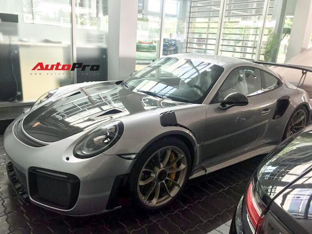 Cà phê Trung Nguyên tậu một trong 2 chiếc siêu xe Porsche 911 GT2 RS đầu tiên tại Việt Nam - Ảnh 1.