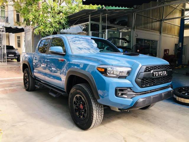 Hàng hiếm Toyota Tacoma TRD Pro đối thủ Ford Ranger Raptor được chào giá gần 3 tỷ đồng tại Việt Nam - Ảnh 2.