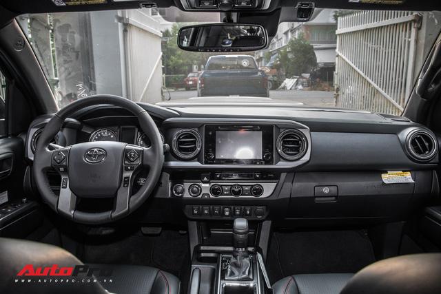 Hàng hiếm Toyota Tacoma TRD Pro đối thủ Ford Ranger Raptor được chào giá gần 3 tỷ đồng tại Việt Nam - Ảnh 3.