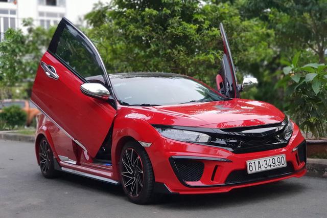 Dân chơi Việt rộ phong trào độ khủng cho xe hạng C, đẩy giá xe lên hàng tỷ đồng - Ảnh 3.
