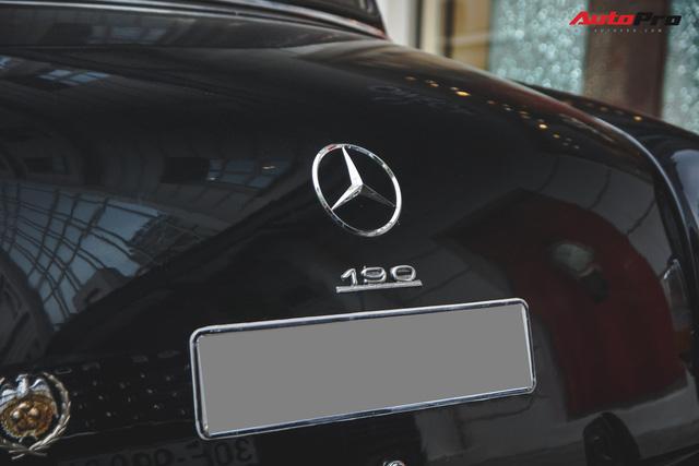 Mercedes-Benz 190 - Xe sang hàng hiếm gần 60 năm tuổi tại Việt Nam - Ảnh 10.