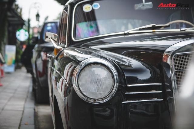 Mercedes-Benz 190 - Xe sang hàng hiếm gần 60 năm tuổi tại Việt Nam - Ảnh 3.
