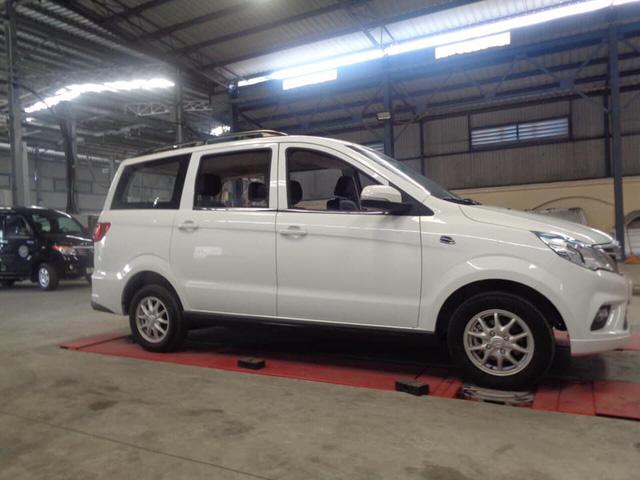 Xe 7 chỗ Trung Quốc to hơn Mitsubishi Xpander có giá chỉ 240 triệu đồng tại Việt Nam - Ảnh 1.
