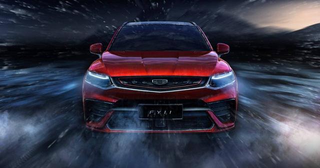 Lộ diện SUV Trung Quốc chất Volvo sắp trình làng, đòi cạnh tranh Mercedes-Benz GLC - Ảnh 3.