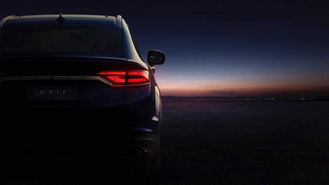 Lộ diện SUV Trung Quốc chất Volvo sắp trình làng, đòi cạnh tranh Mercedes-Benz GLC - Ảnh 7.