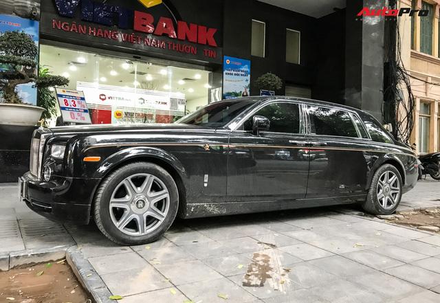 Khám phá những option siêu hiếm trên Rolls-Royce Phantom Rồng 35 tỷ của đại gia Hà Nội - Ảnh 1.