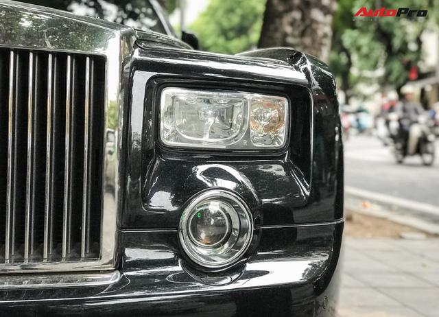 Khám phá những option siêu hiếm trên Rolls-Royce Phantom Rồng 35 tỷ của đại gia Hà Nội - Ảnh 4.