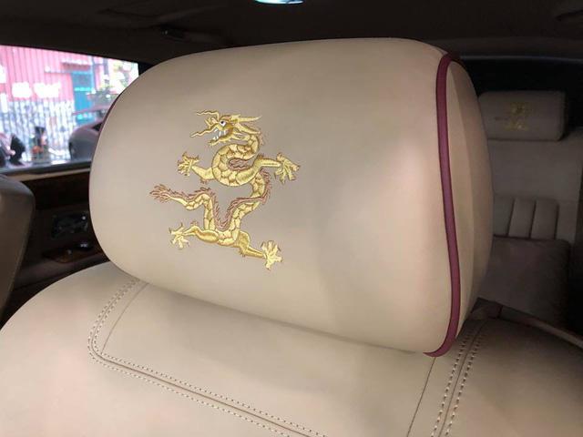 Khám phá những option siêu hiếm trên Rolls-Royce Phantom Rồng 35 tỷ của đại gia Hà Nội - Ảnh 15.