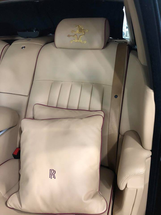 Khám phá những option siêu hiếm trên Rolls-Royce Phantom Rồng 35 tỷ của đại gia Hà Nội - Ảnh 14.