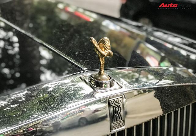 Khám phá những option siêu hiếm trên Rolls-Royce Phantom Rồng 35 tỷ của đại gia Hà Nội - Ảnh 8.