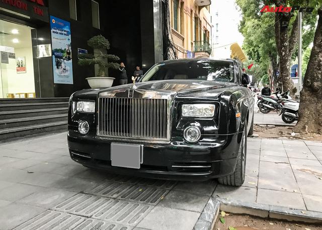 Khám phá những option siêu hiếm trên Rolls-Royce Phantom Rồng 35 tỷ của đại gia Hà Nội - Ảnh 2.