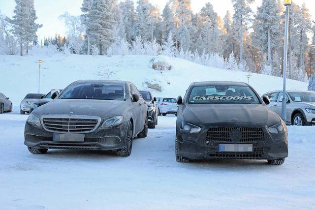 Lần đầu lộ nội thất Mercedes-Benz E-Class mới: Xuất hiện điểm mới chưa từng có trên xe Mẹc - Ảnh 5.