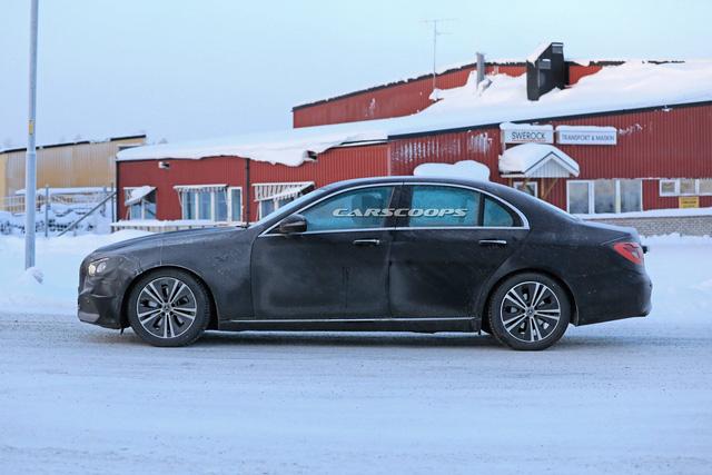 Lần đầu lộ nội thất Mercedes-Benz E-Class mới: Xuất hiện điểm mới chưa từng có trên xe Mẹc - Ảnh 3.
