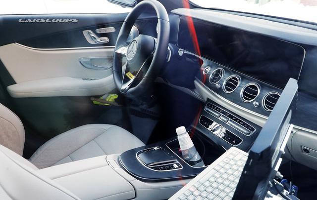 Lần đầu lộ nội thất Mercedes-Benz E-Class mới: Xuất hiện điểm mới chưa từng có trên xe Mẹc - Ảnh 1.