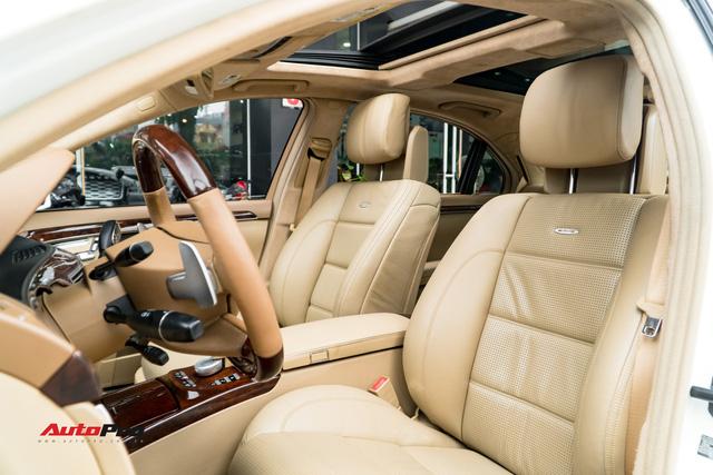 Mercedes-AMG S63 2009 - Cỗ máy hơn 500 mã lực giá chưa đến 2 tỷ đồng - Ảnh 6.