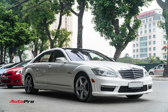 Mercedes-AMG S63 2009 - Cỗ máy hơn 500 mã lực giá chưa đến 2 tỷ đồng - Ảnh 14.