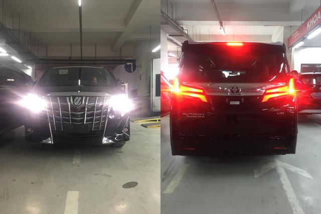 Toyota Alphard 2019 chính hãng hơn 4 tỷ đồng về đại lý, xe nhập tư lao đao vì giá cao - Ảnh 2.