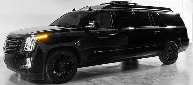 Cadillac Escalade độ thành quái vật chống đạn với nội thất siêu sang thượng thừa - Ảnh 7.