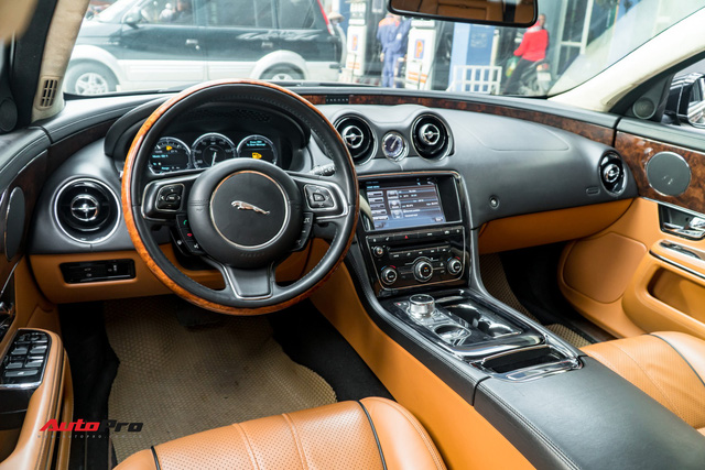 Jaguar XJL 2011 - When there are 2 billion, but do not want to choose S-Class and 7 Series - Picture 5.