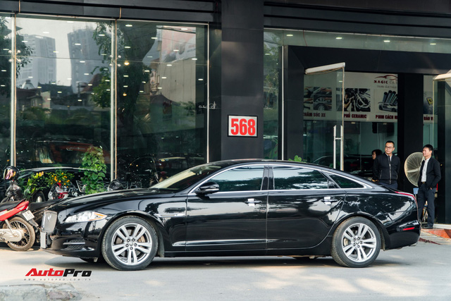 Jaguar XJL 2011 - When there were 2 billion but did not want to choose the S-Class and the 7 Series - Picture 3.