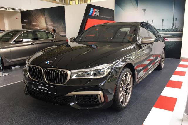 Đại gia Việt vung 13 tỷ đồng tậu BMW M760Li độc nhất Việt Nam - Ảnh 3.