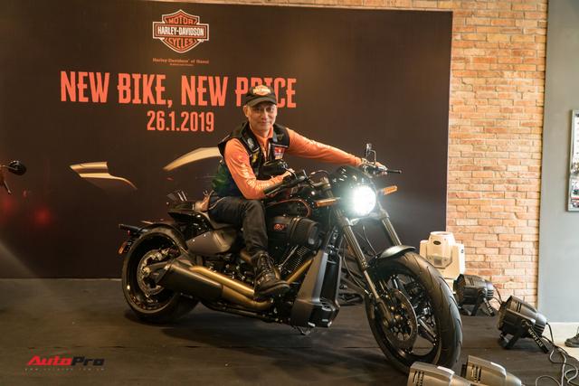 Harley-Davidson FXDR ra mắt tại Việt Nam, giá từ 799,5 triệu đồng - Ảnh 8.