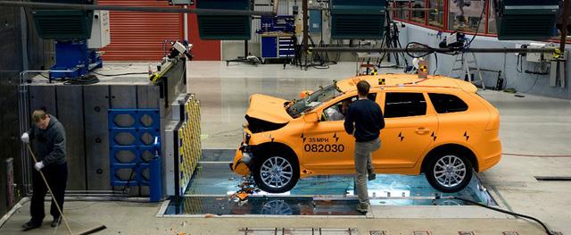 Volvo an toàn nhất thế giới: Quảng cáo hay sự thật không thể chối cãi? - Ảnh 5.