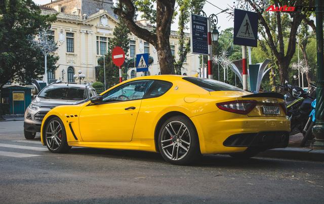 Chiếc Maserati này đặc biệt nhất Việt Nam vì 3 lý do mà không phải ai cũng biết - Ảnh 2.