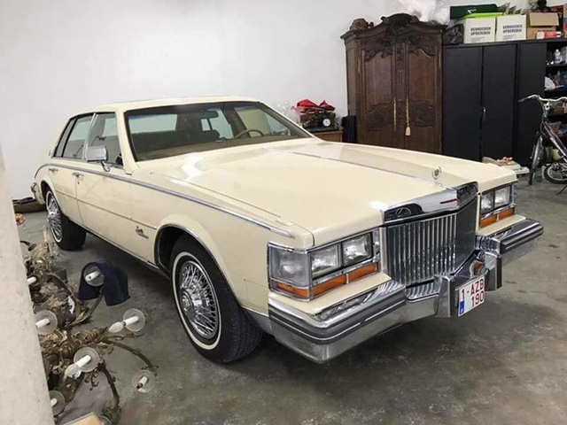 Đồ cổ 40 năm tuổi Cadillac Seville hét giá hơn 1,7 tỷ đồng - Ảnh 5.