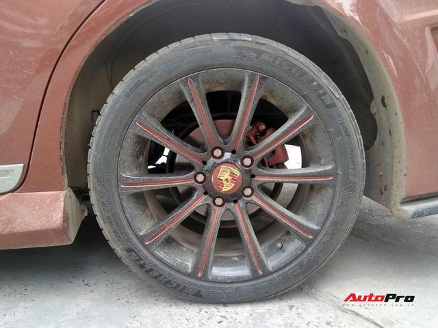 Thích sang như Porsche, thể thao như Ford Focus RS, mà vẫn ăn chắc mặc bền, chủ Corolla Altis tại Hà Nội độ xe theo phong cách lạ - Ảnh 7.