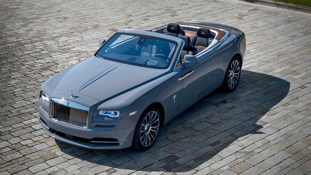 Những mẫu Rolls-Royce phiên bản giới hạn đỉnh nhất được tạo ra trong năm 2018 - Ảnh 3.