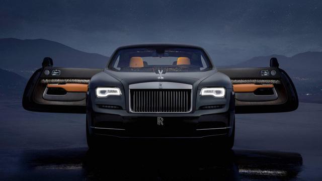 Những mẫu Rolls-Royce phiên bản giới hạn đỉnh nhất được tạo ra trong năm 2018 - Ảnh 5.