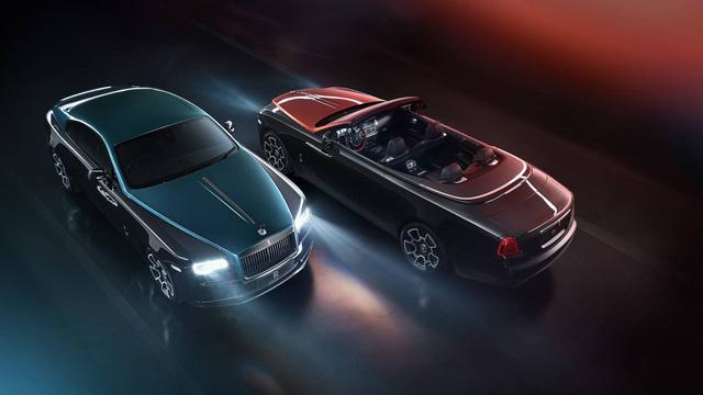 Những mẫu Rolls-Royce phiên bản giới hạn đỉnh nhất được tạo ra trong năm 2018 - Ảnh 1.