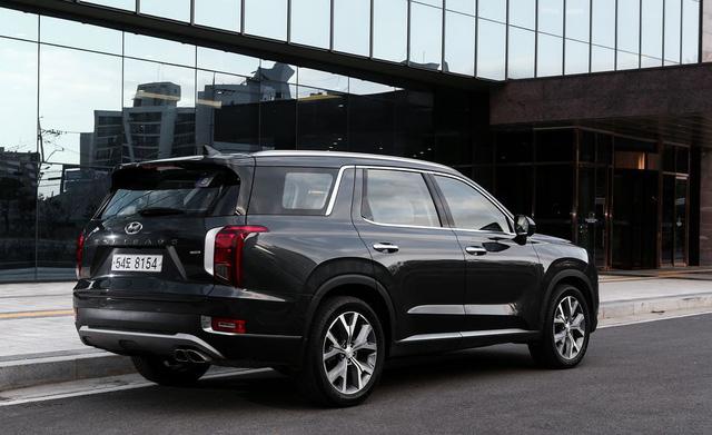 Đánh giá Hyundai Palisade - Đàn anh Santa Fe sắp về Việt Nam - Ảnh 2.