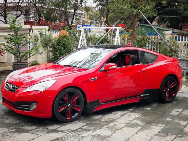 Độ cửa như siêu xe Lamborghini, mẫu xe này vẫn chỉ rẻ như Hyundai Grand i10 - Ảnh 2.