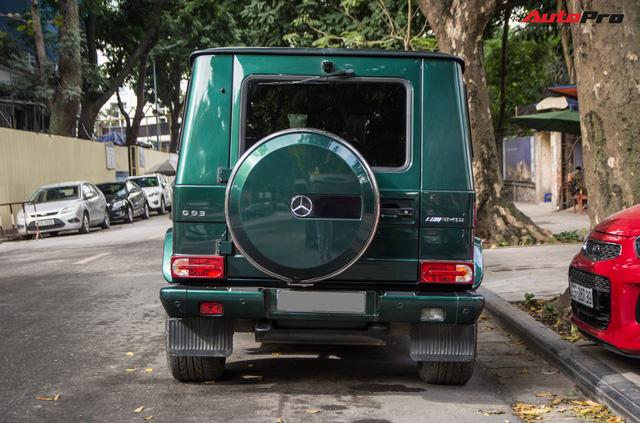 Chi tiết này giúp chiếc Mercedes-AMG G63 7 tỷ của đại gia Hà Nội dù cũ nhưng vẫn cuốn hút và độc nhất Việt Nam - Ảnh 8.