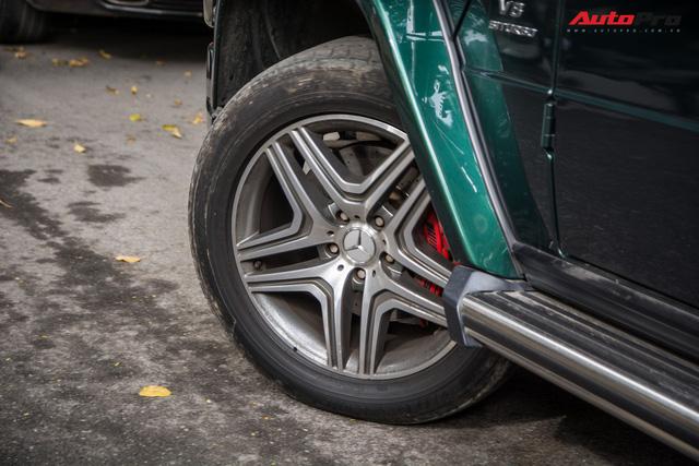 Chi tiết này giúp chiếc Mercedes-AMG G63 7 tỷ của đại gia Hà Nội dù cũ nhưng vẫn cuốn hút và độc nhất Việt Nam - Ảnh 7.