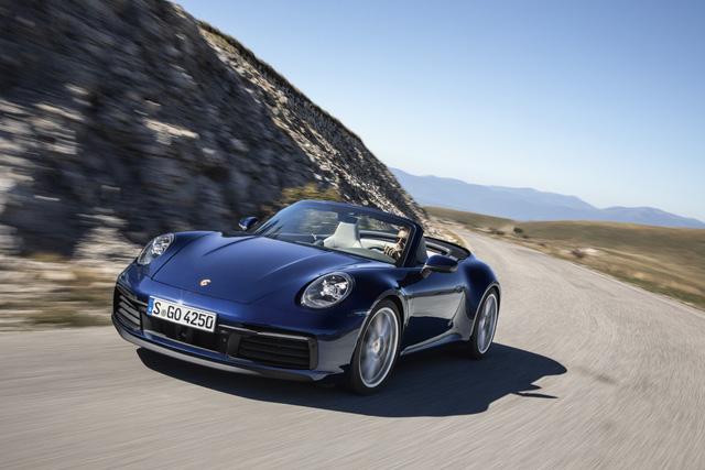 Porsche 911 Carrera mui trần chốt giá từ hơn 8,4 tỷ đồng tại Việt Nam - Ảnh 3.