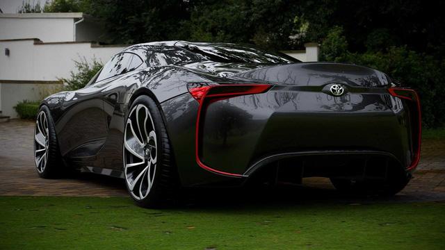 Từ bền bỉ nhàm chán, Toyota mong muốn đổi đời từ xe thể thao - Ảnh 1.