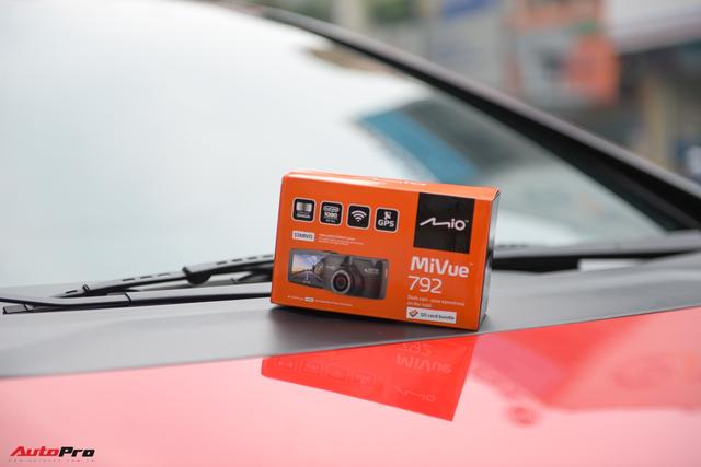 Đánh giá camera hành trình Mio Mivue 792 vừa ra mắt tại VN: quay 60 fps, thương hiệu tốt nhưng giá cao - Ảnh 12.