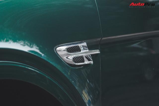 Soi kĩ Bentley Bentayga Onyx Edition hai tông màu độc nhất Việt Nam - Ảnh 9.